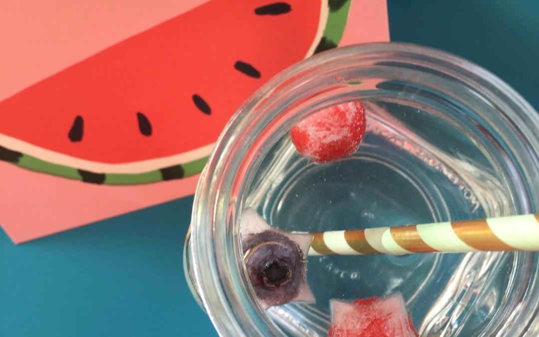 Snack den Sommer