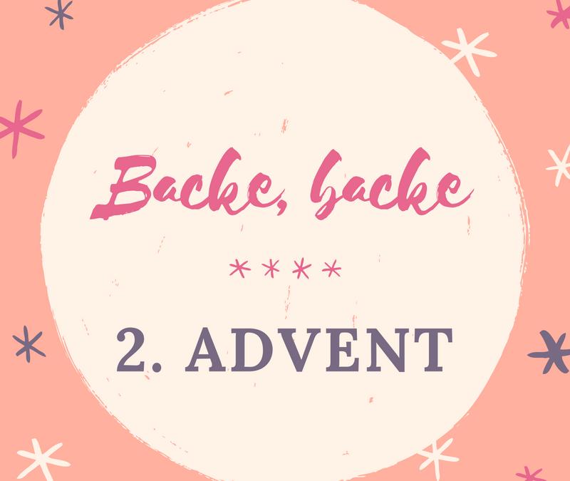 2. Advent: Backe, backe Knuspermüesli und Bites