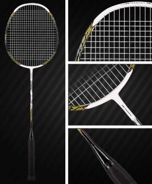 Senston Badminton Racquets Set