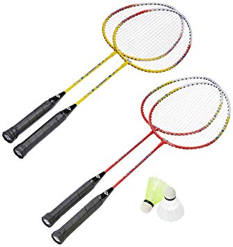 best racket for badminton