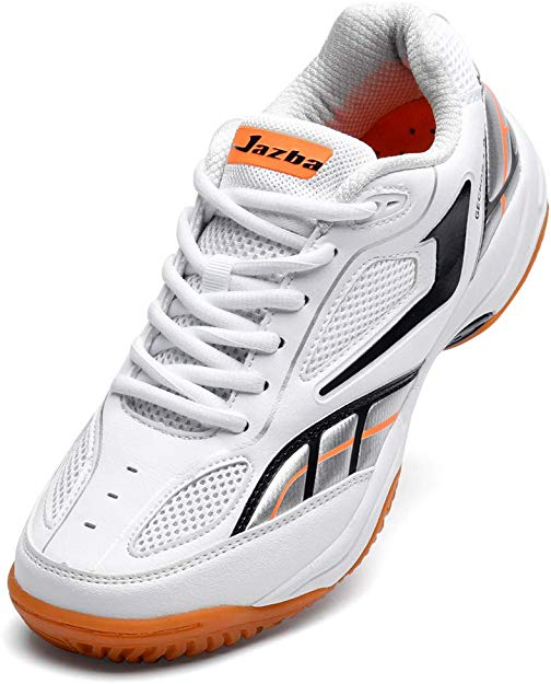 Jazba GECKOR 1.0 Badminton Indoor Court Shoes