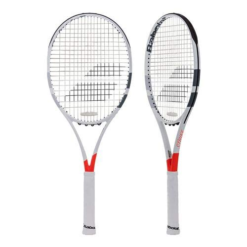 babolat pure strike tennis racket for beginners