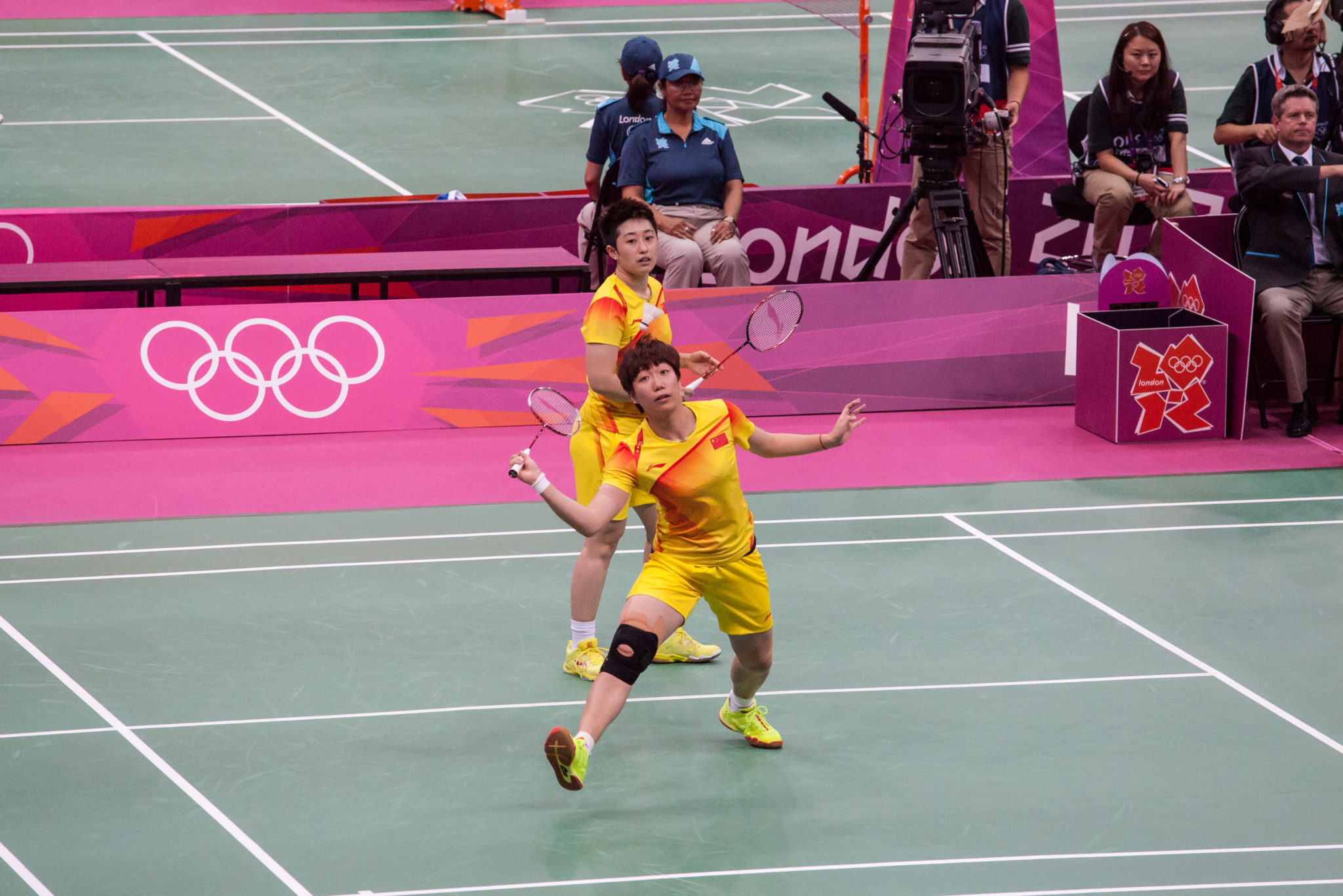 best badminton players