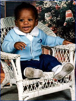 Chris Paul childhood photo