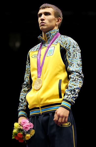 Vasyl Lomachenko Wins Gold in the London 2012 Olympics