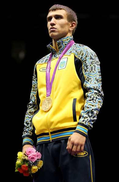Vasyl Lomachenko Wins Gold in the London 2012 Olympics