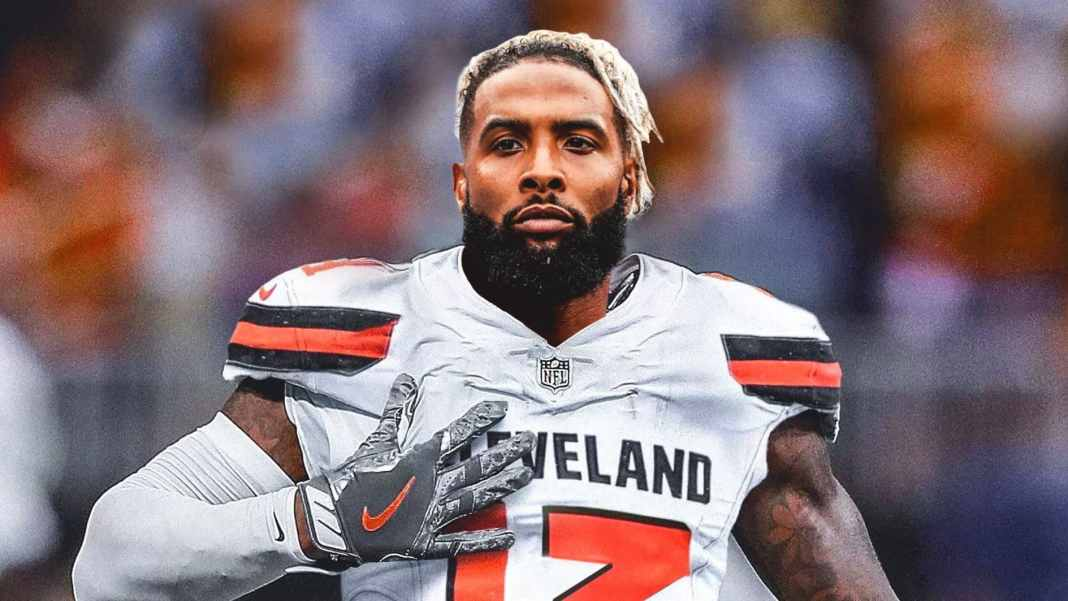 separation shoes 08f95 c115f Odell Beckham Jr Biography Facts, Childhood And Personal ...