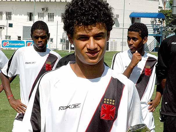 Philippe Coutinho at Vasco