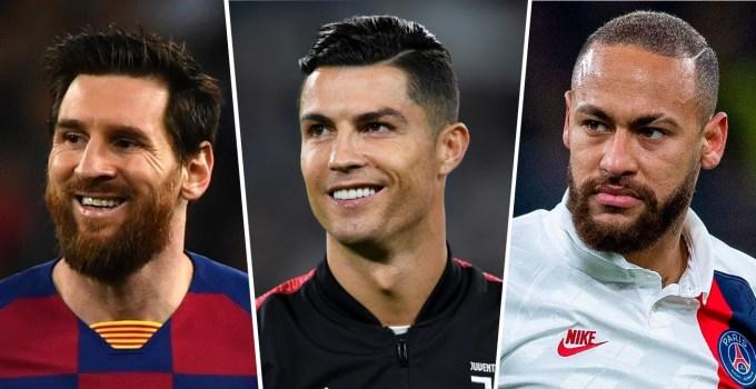 Highest-Paid Footballers