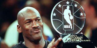 Michael Jordan - NBA