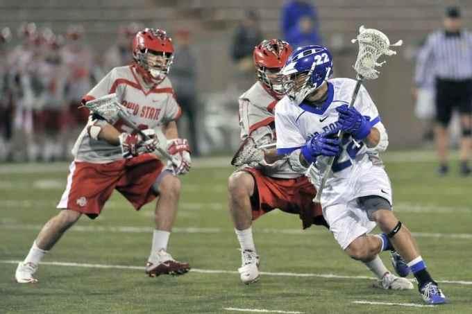 Photo of lacrosse sport