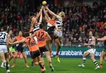 Australian Rules Football is most popular sports in Australia
