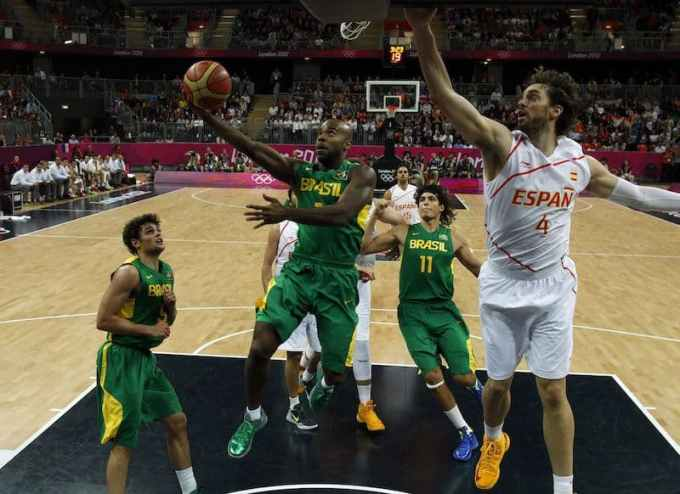 Photo of Basketball sport in Brazil