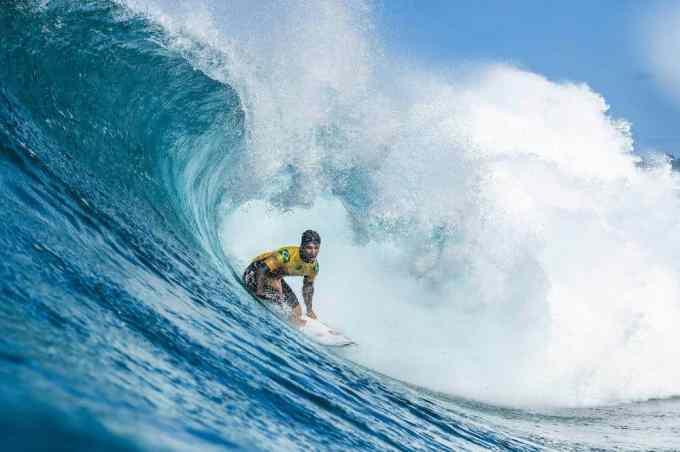 Photo of surfing sport