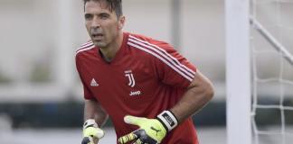 Photo of Gianluigi Buffon of Juventus FC