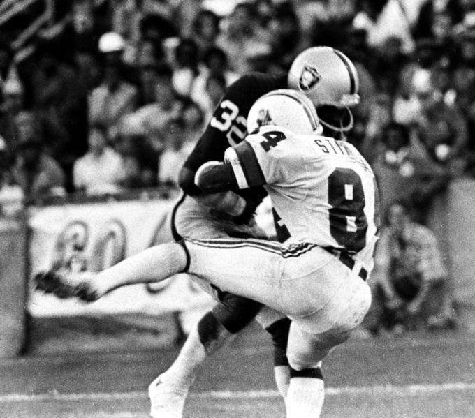 Darryl Stingley gruesome injury