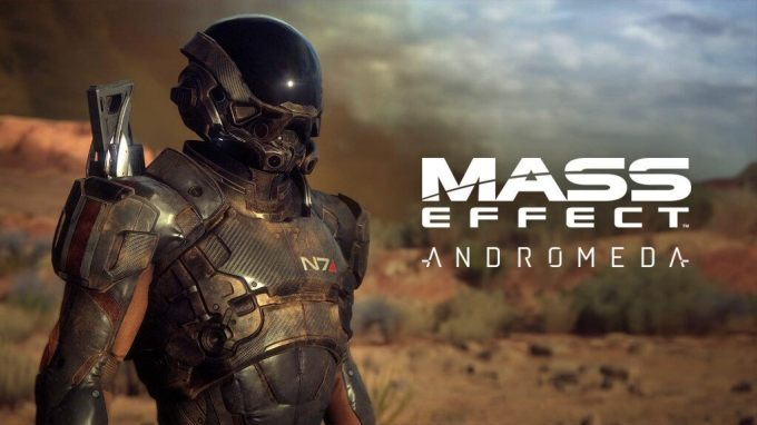 Mass Effect Andromeda - EA Sports
