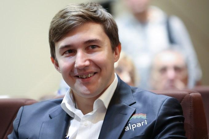 Sergey Karjakin - Russian Chess Player