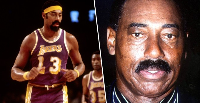 Best NBA Players - Wilt Chamberlain