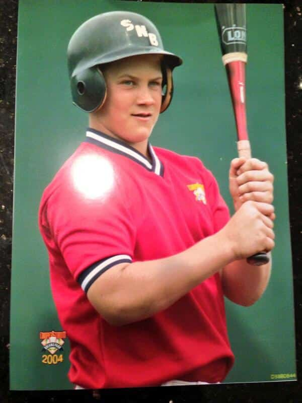 Bryce Harper Childhood Photo