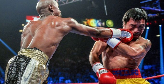 Floyd Mayweather and Manny Pacquiao - Top-10 Greatest Boxers of All-Time