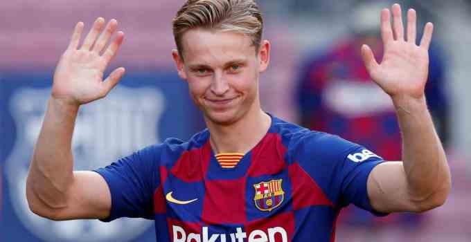 Frenkie de Jong Biography Facts, Childhood, Net Worth, Life