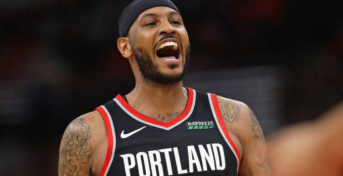 Carmelo Anthony Biography Facts, Childhood, Net Worth, Life