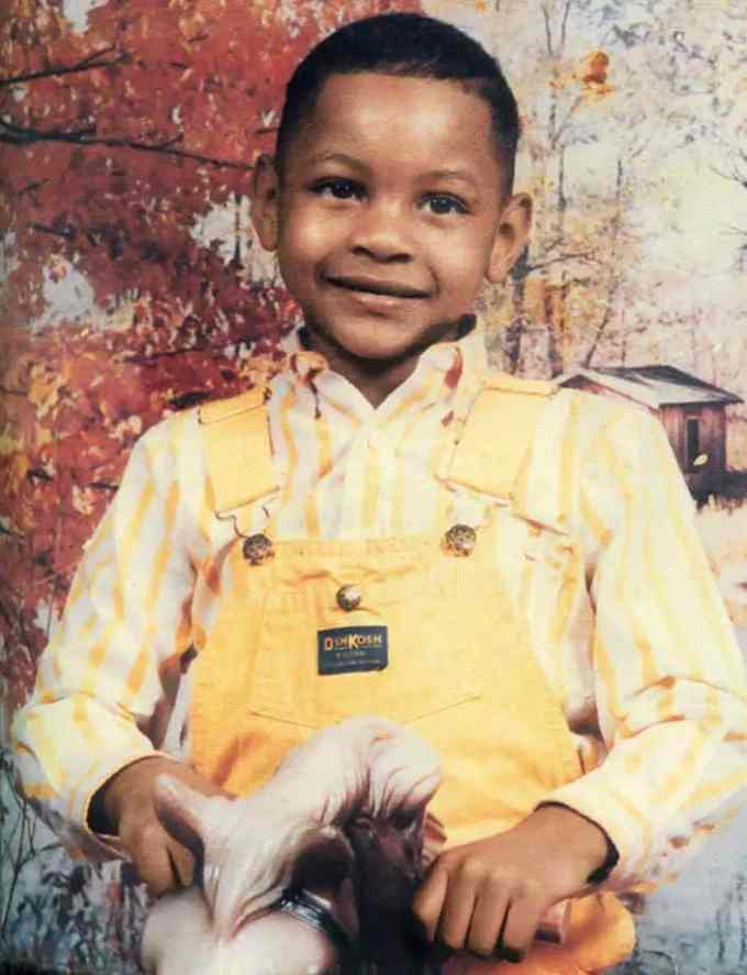 Carmelo Anthony Childhood Photo_result