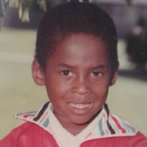 Kobe Bryant Childhood Photo
