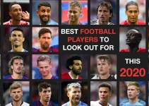 Top-25 Best Football Players In The World 2020