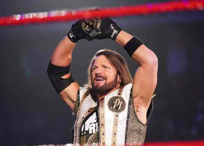 Photo of AJ Styles