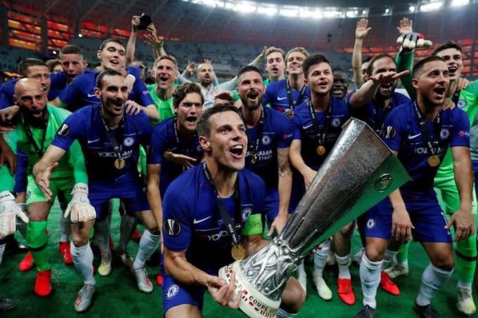 Chelsea wins Europa League 2019