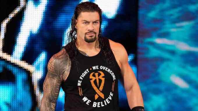 Photo of Roman Reigns