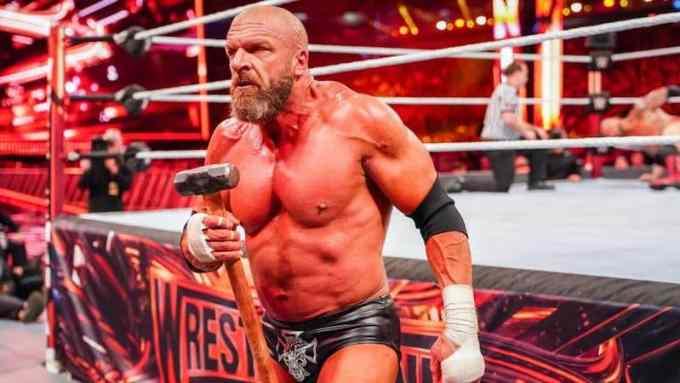 Photo of Triple H