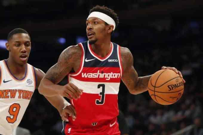 Washington Wizards' Bradley Beal_result