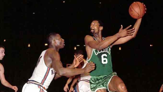 Bill Russell, Celtics, 1967