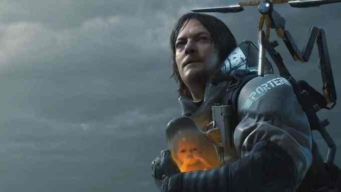 Death Stranding PS4 PlayStation 4