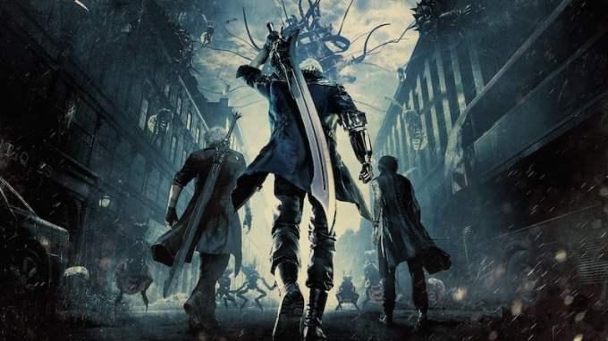 Devil May Cry 5 PS4 PlayStation 4
