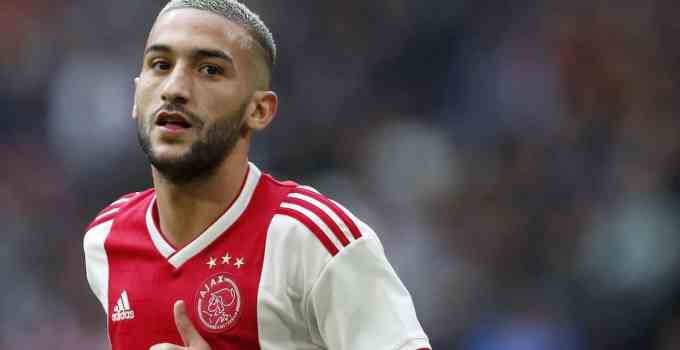 Hakim Ziyech Biography Facts, Childhood, Net Worth, Life