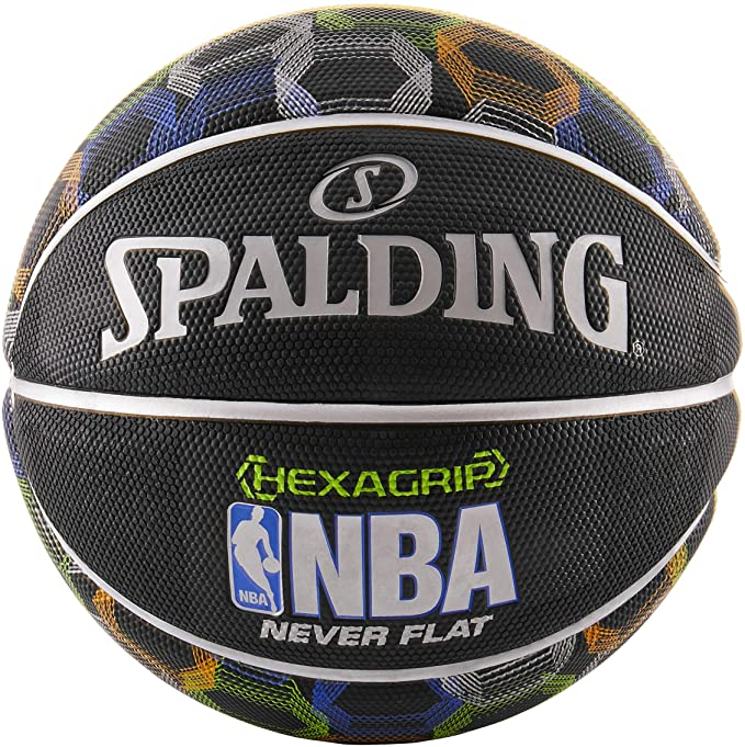 Spalding NBA Hexagrip Soft Grip Neverflat