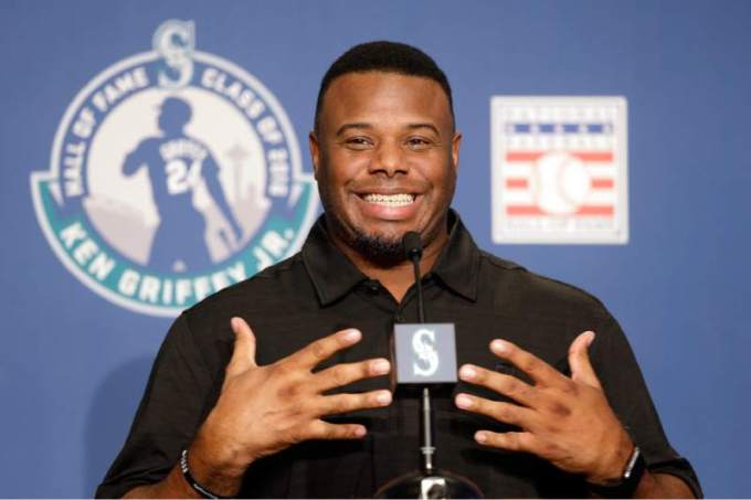 Ken Griffey Jr Net Worth