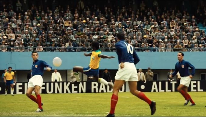 Pele - Birth of a Legend on Netflix