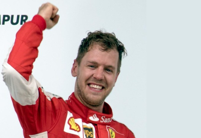 Sebastian Vettel Salary