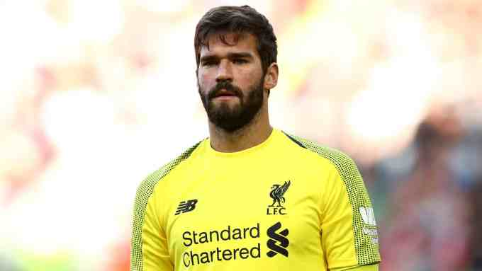 World's Best Goalkeepers - #1. Alisson Becker