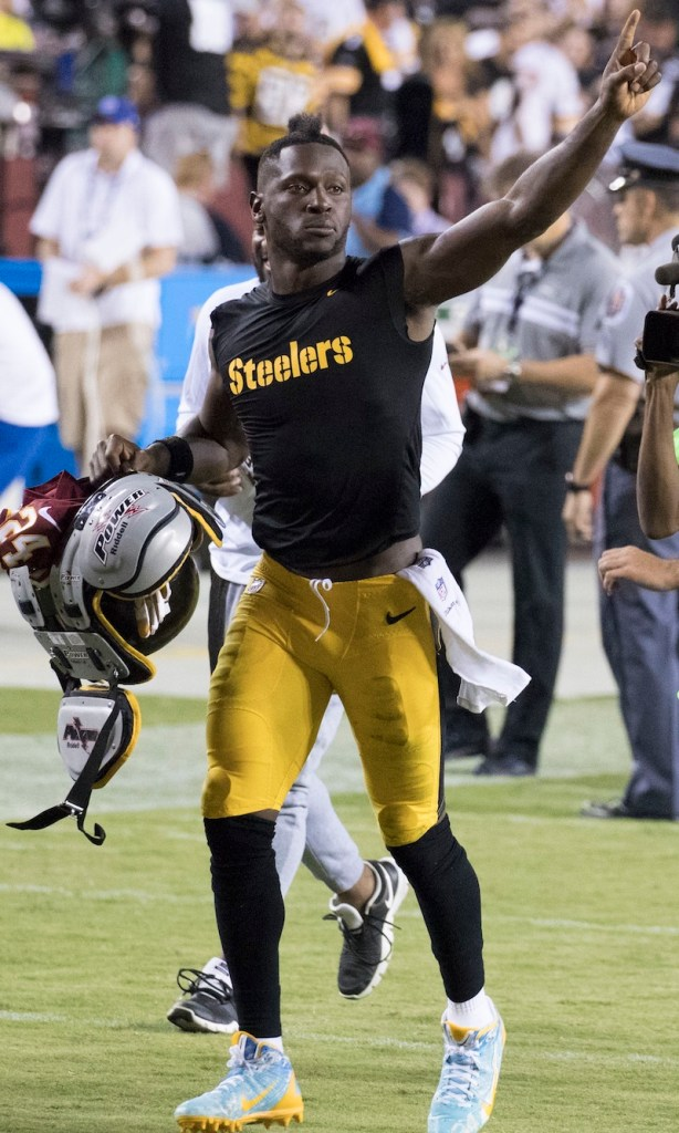 NFL Draft Steal - Antonio Brown