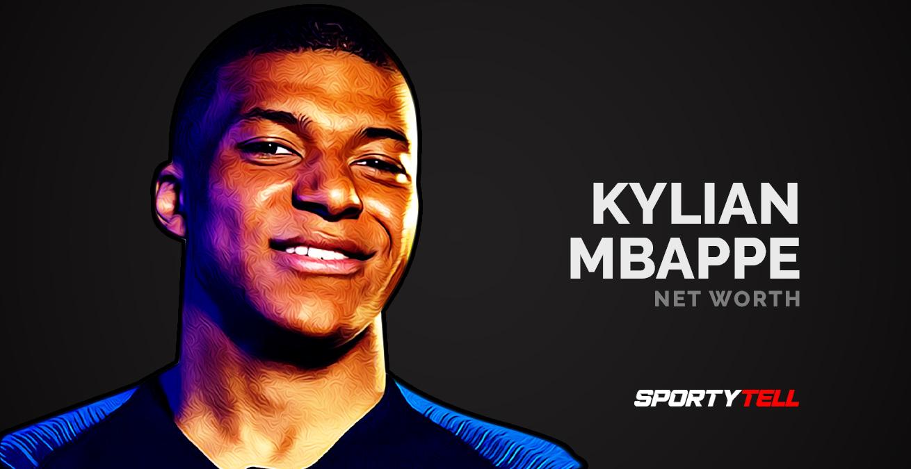 Kylian Mbappe Net Worth 2020 How Rich Is He Sportytell