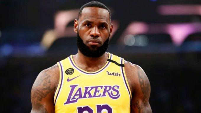 Rich Athletes - LeBron James