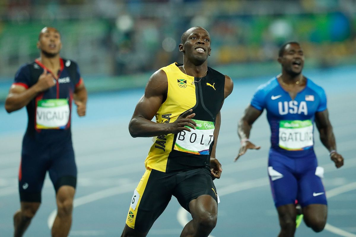 Top 10 Fastest Runners In The World 2020 Sportytell