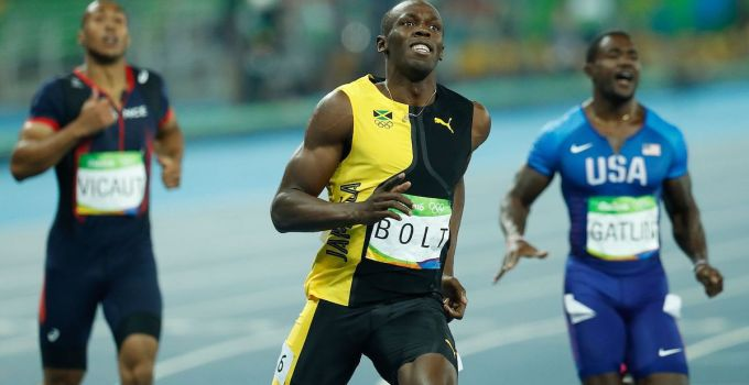 Top-10 Fastest Runners In The World