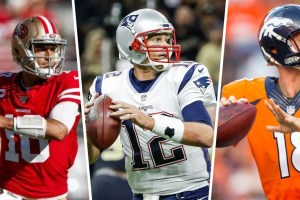 Top-20 Best Quarterbacks Of All-Time